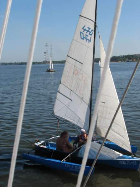 Small Trimarans Sailing in Russian Waters | Small Trimarans